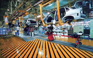 benefits of ERP in the Automotive Industry