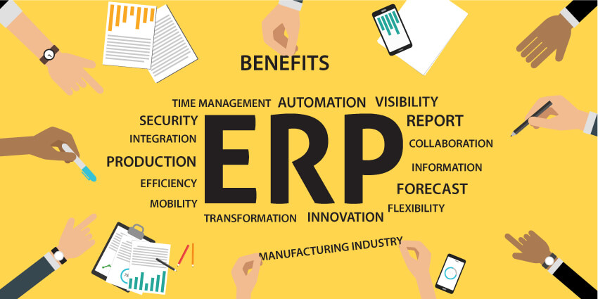 erp software benefit