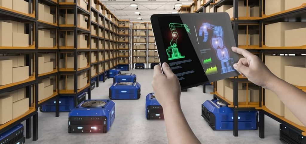PDA-enabled Inventory and Asset Management